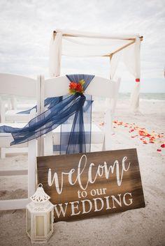 Florida Beach Weddings, All-Inclusive Florida Destination Weddings, Ceremony and Reception Packages Destin Florida Wedding, Florida Beaches, Wedding Planner, Destination Wedding, Anna Maria Island, Beach Ceremony, Welcome To Our Wedding, Orange Beach, Treasure Island