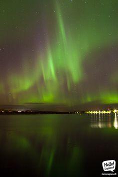 Spectacular Aurora Dance in Rovaniemi, Lapland, Finland  11.9.2013.
