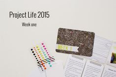 My Project Life Week 1