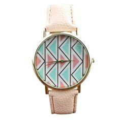 2017 New Fashion Character Leather Floral Flower GENEVA Watch BRACELET WATCH Women Dress Watches Quartz Wristwatch Wholesale