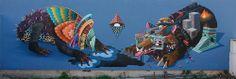Street Art: Curiot