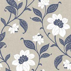 Brewster Wallpaper MLV34053 Light Grey Horta