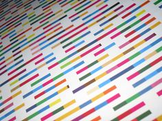 Flatland by Laura Blackburn, via Behance