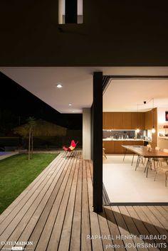 Villa, Facade, House, Terraced House, Toulon, Kitchens, Facades, Haus, Villas