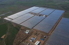 #GE Energy Financial Services invested in this 50-megawatt #solar power plant located in Badajoz, Spain in October 2011.
