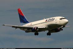 N377DL Delta Boeing 737-200