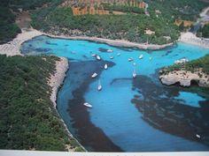 Playa de S'Amarador - Naturpark Mondragó
