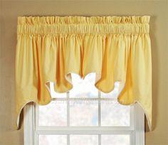 Landis Duchess Swag Valance Top Window Treatments