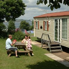 Our holiday caravans are perfect for a family holiday by the seaside in South Devon!