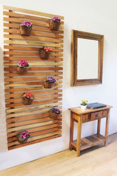 [New] The Best Home Decor (with Pictures) These are the 10 best home decor today. According to home decor experts, the 10 all-time best home decor. Wooden Pallet Projects, Diy Pallet Furniture, Wooden Pallets, Wood Furniture, House Roof Design, Wooden Decor, Diy Home Crafts, Home Projects, Decoration