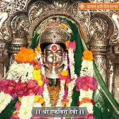 Maa ekveera Devi Sai Baba Photos, Durga Maa, Hindu Deities, Wedding Proposals, God Pictures, Hindu Art, Indian Gods, Sacred Art, Art Sketches