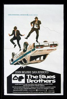 """""""Everybody needs somebody... to love !"""" The Blues Brothers (1980)"""