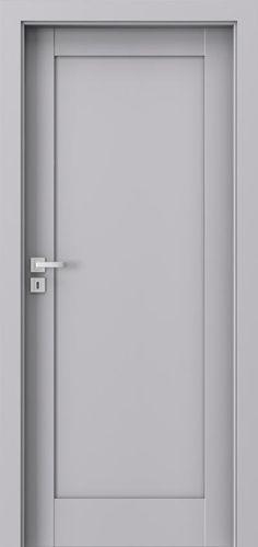 Drzwi wewnętrzne Porta GRANDE A.0 Farba Akrylowa UV **** Papirus Perłowy RAL7047