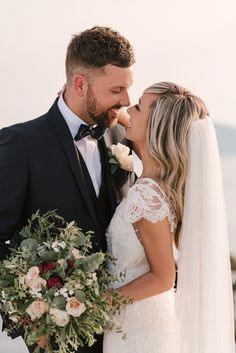 Marianne Wilkins and Luke Davies chose Imerovigli on the Greek island of Santorini for their wedding abroad. Click the link to view the full wedding album! Wedding Car, Church Wedding, Wedding Album, Wedding Tips, Luxury Wedding, Destination Wedding, Santorini Photographer, Cyprus Wedding, Wedding Abroad