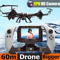 UDI U842 U818S RC Quadcopter Drones 2.4G 4CH 6 Axis RTF W/ Several Camera UFO - Have a quadcopter yet? . TOP Rated Quadcopters has the best Beginner, Racing, Aerial Photography and Auto Follow Quadcopters on the planet. See For Yourself >>> http://topratedquadcopters.com <<< :) #electronics #technology #gadgets #techie #quadcopters #drones #fpv #autofollowdrones #dronography #dronegear #racingdrones #beginnerdrones #trending #like #follow