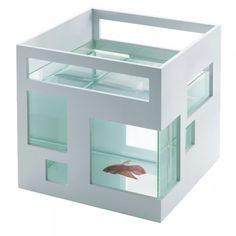 Design visbokaal Umbra - Fish Hotel