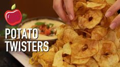 HOW TO MAKE Potato Twisters / Ribbon Fries Recipe     HellthyJunkFood
