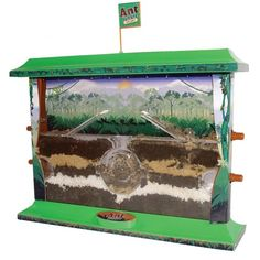 Ant jungle kit - National Geographic store - $20