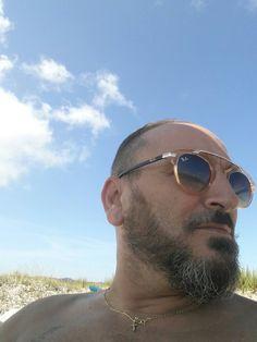 Grande giornata al mare a Stintino. Il vostro barbiere nunzio
