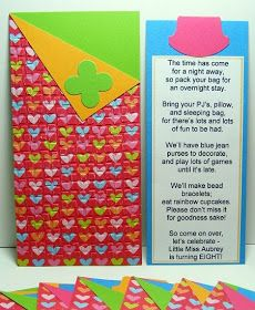 Perfect sleeping bag invitation for a sleepover party change the sleepover invitations solutioingenieria Images