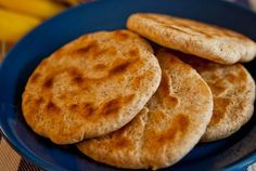"Tibetan Bread — Balep. ""Tibetans make so many kinds of bread, and different areas make unique styles. This recipe shows you how to make Central Tibetan style bread, a kind of flatbread called Balep Korkun. Round and quite thin, it is very easy to make. You just need flour and water."""