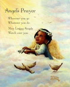 Angels Prayer