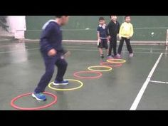 Physical Activities For Kids, Elementary Physical Education, Health And Physical Education, Goalkeeper Training, Gym Games, Play Gym, Steps Youtube, Kids Class, Cooperative Learning