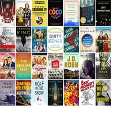 """Saturday, February 24, 2018: The Las Vegas-Clark County Library District has 38 new bestsellers, 173 new movies, 59 new audiobooks, 20 new music CDs, 191 new children's books, and 494 other new books.   The new titles this week include """"Star Wars: The Last Jedi,"""" """"Girl, Wash Your Face: Stop Believing the Lies About Who You Are So You Can Become Who You Were Meant to Be,"""" and """"Crushing It! How Great Entrepreneurs Build Business and Influence—and How You Can, Too."""""""