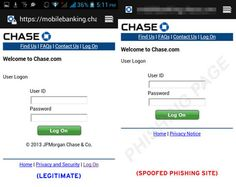 Mobile Phishing Request a Government ID.
