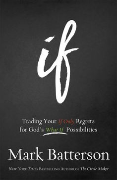 If by Mark Batterson Releases October 2015