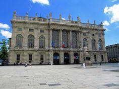 Palazzo-Madama, first Senate of the Italian kingdom.