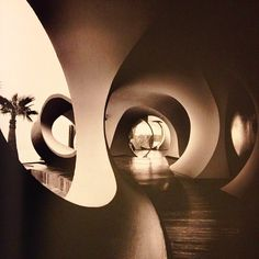 Antti Lovag - 1992 Palais Bulles for Pierre Cardin and Pierre Bernard