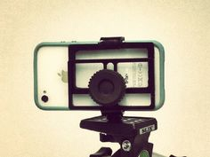 Your Smartphone + UniGrip Pro = Professional HD Results by George Robbins, via Kickstarter.