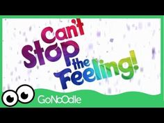 Trolls: Can't Stop The Feeling | GoNoodle - YouTube