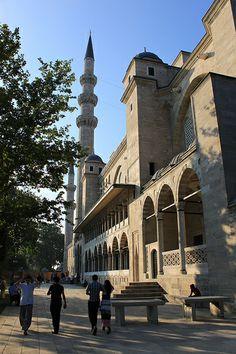 Istanbul: Süleymaniye Mosque