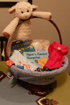Baby's First Easter - the perfect basket for your little one!