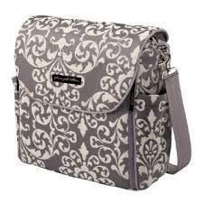 Boxy Backpack Chenille- Earl Grey