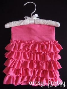 Ruffled Skirt 4 Mary, just modify for teenager