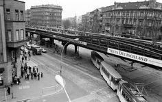 Berlin-Prenzlauer Berg 1979 Die Schoenhauser Allee