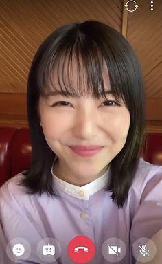 Pretty Asian Girl, Beautiful Japanese Girl, Cute Asian Girls, Japanese Beauty, Asian Beauty, Japanese Girl Video, Faces Film, Cute Cuts, Japan Girl
