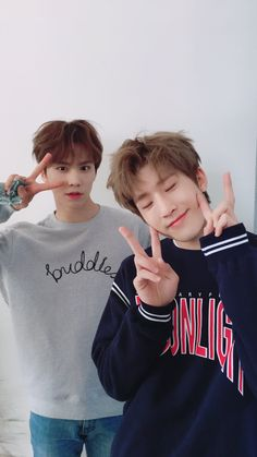 Rocky and Jinjin