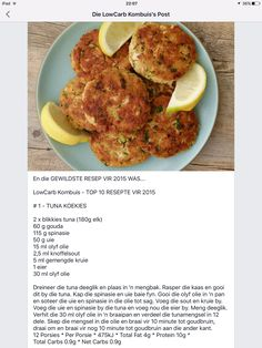 Easy hertzog koekies recipe - Recipes tips Braai Recipes, Tuna Recipes, Seafood Recipes, Chicken Recipes, Cooking Recipes, Healthy Recipes, Recipies, Quiches, Kos