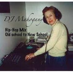 Mahogany old School Hip Hop Mix Old School, Dj, Hip Hop, Hiphop