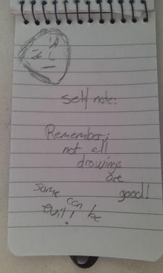 Selfnote