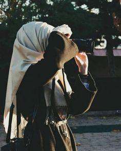 Stylish Hijab, Hijab Chic, Arab Girls Hijab, Muslim Girls, Stylish Girls Photos, Stylish Girl Pic, Hijab Hipster, Cover Wattpad, Hijab Style Dress