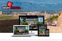 Grupo Actialia somos una empresa que ofrecemos servicio de diseño web en Tortosa. Ofrecemos diseño de páginas web, programación a medida, tienda online, blog social. Para más información www.grupoactialia.com o 977.276.901