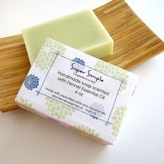 Fennel Soap | Part of my new all natural line called Super S… | Flickr