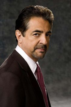 Joe Mantegna...he is quite a looker too, he is one that gets better looking with age