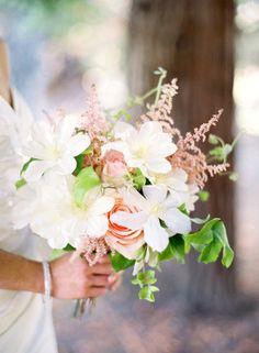 White + Pink Bouquet