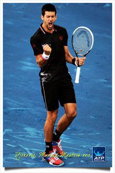 Madrid Masters -  Novak Djokovic